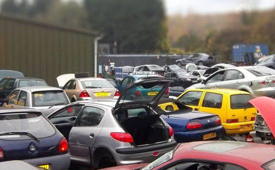 Scrap Car Collection Bury St Edmunds