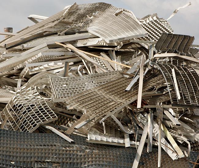 >Scrap Metal Collection
