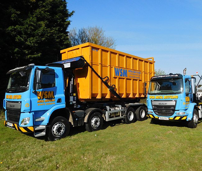 Metal & Vehicle Recycling Ipswich, Suffolk