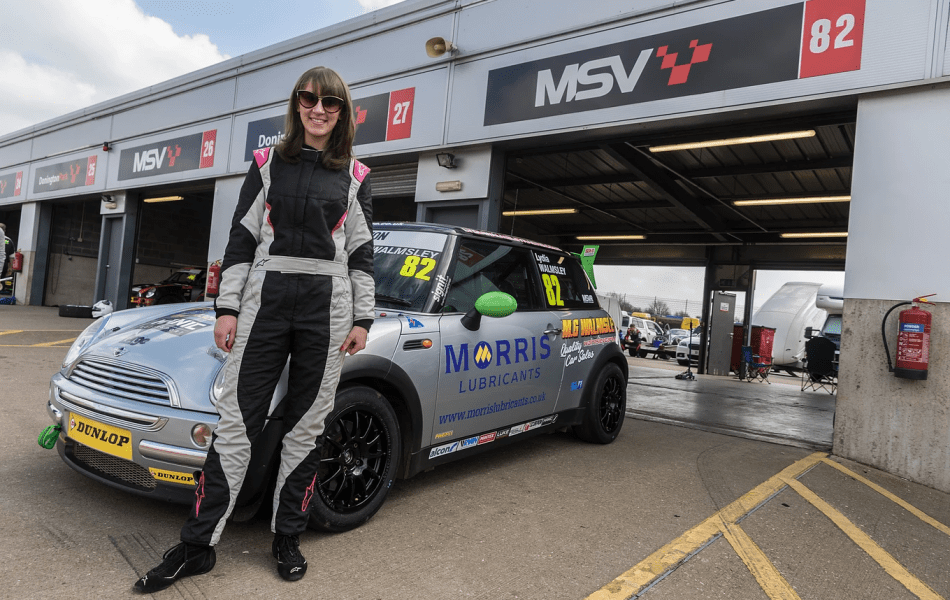 We continue to support Lydia Walmsley, 16, on her way to becoming a professional racing driver