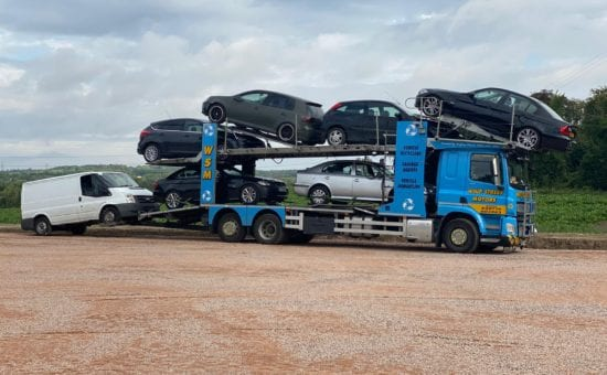 Job Opportunity – Full time HGV Car Transporter Driver